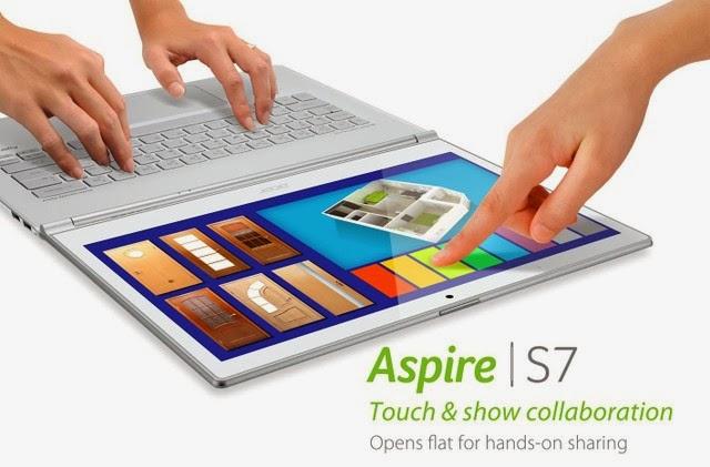 Harga Ultrabook Acer Aspire S7 Terbaru
