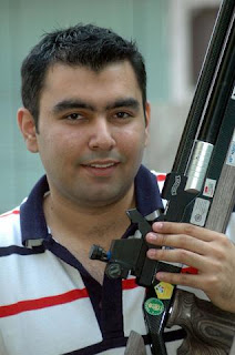 Gagan Narang - India's First Medal winner in London 2012 Olympics