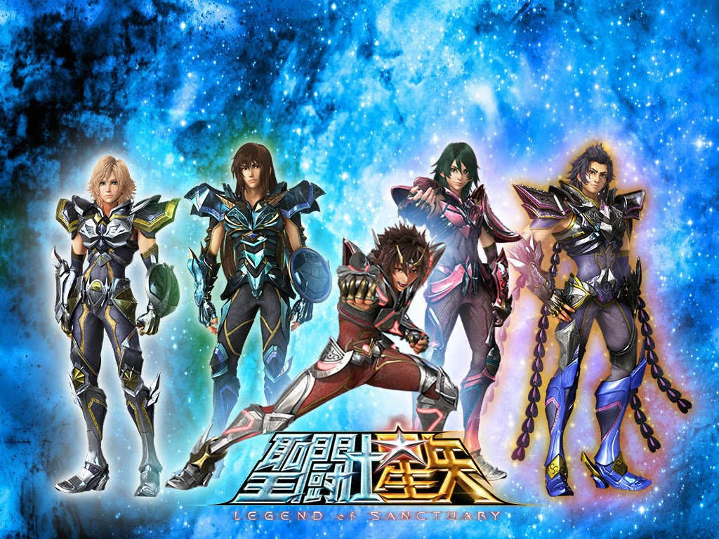 saint seiya legend of sanctuary informaci243n saint seiya