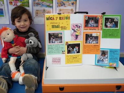 Maestra de infantil febrero 2012 - Ideas libro viajero infantil ...