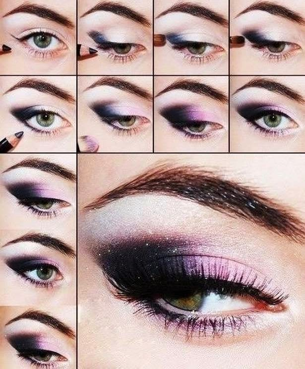 South Bridal Eye Makeup Tutorial : 5 STEP BY STEP TRICK TO EYE MAKEUP (PICTURE TUTORIALS ...