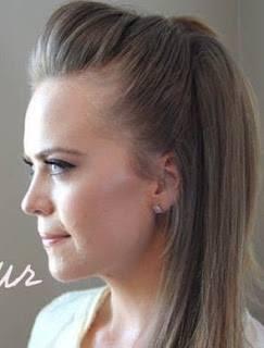 Los peinados formales van bien con todas las longitudes de pelo solo hay que saber que peinado elegir.