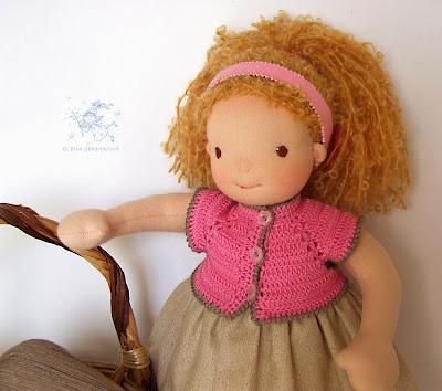 вальдорфская кукла своими руками