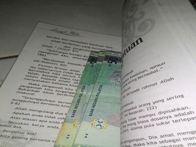 Kisah Gadis Belanja Pakcik RM2 Tetapi Dibalas RM300 Jadi Viral