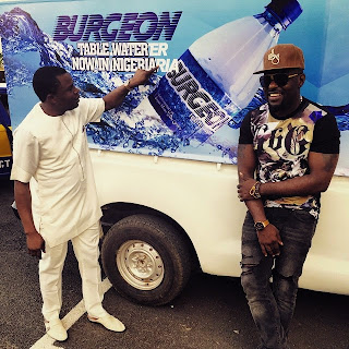 jim iyke table water business