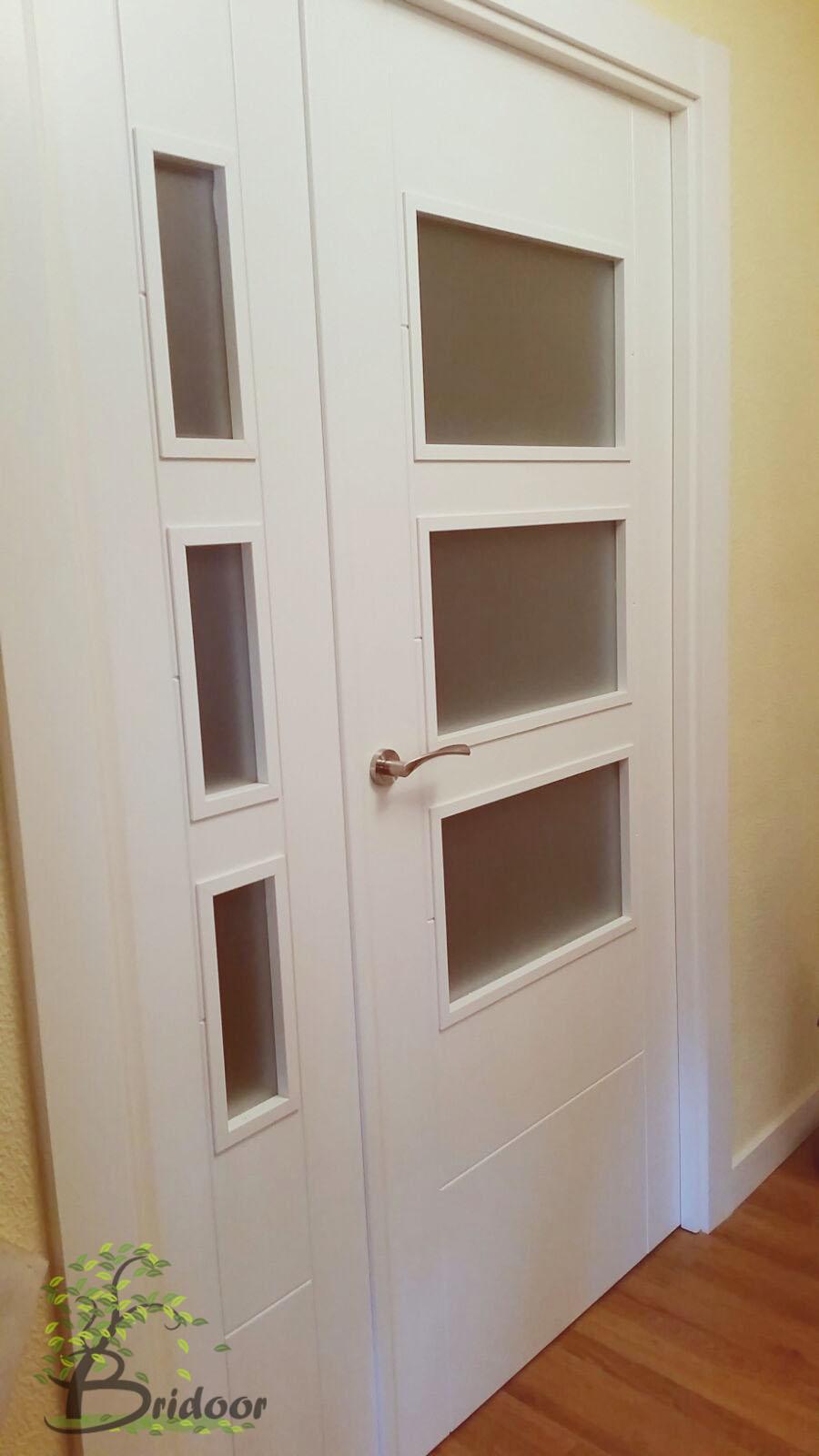 Bridoor s l vivienda lacada paracuellos del jarama - Puertas lacadas en madrid ...