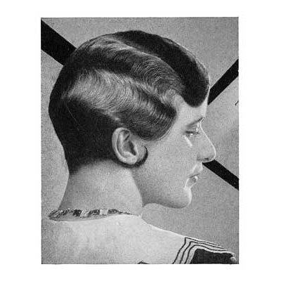 Vintage Finger Wave Hairstyles