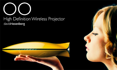 Creative Projectors and Unusual Projector Related Designs and Concepts (30) 1