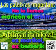 Contra la homofobia en el futbol