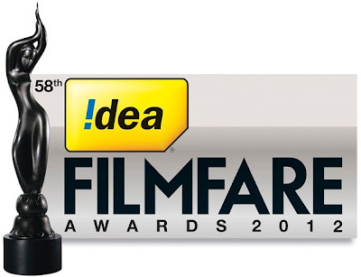 58th Filmfare Awards Winners 2012