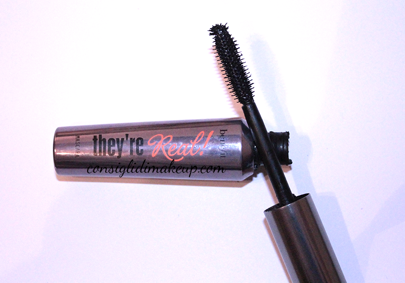 Review: They're Real Mascara - Benefit Cosmetics