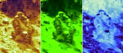 """""""Marte está habitado"""". Alien%2Bhumanoid%2Bvehicle%2Bmars"""