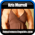 Kris Murrell Female Bodybuilder Thumbnail Image 1 - Femalemuscleguide.com
