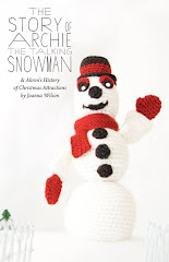 The Story of Archie the Talking Snowman & Akron's History of Christmas Attractions