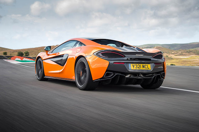 Mclaren 570S Coupe, coches y motos 10