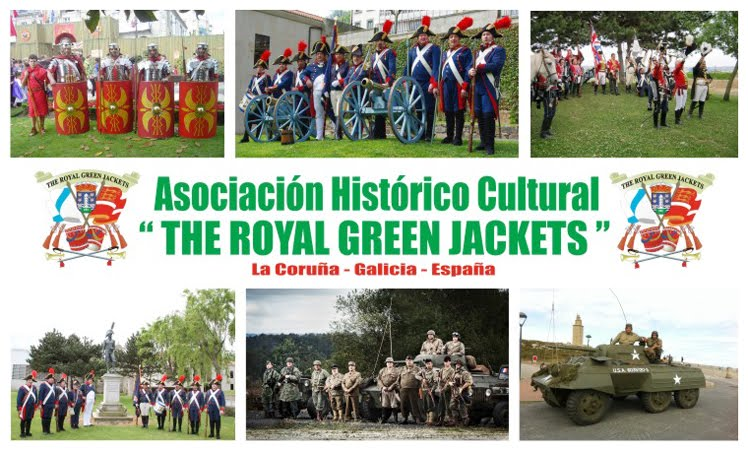 EL BLOG DE LA ASOCIACIN HISTORICO CULTURAL THE ROYAL GREEN JACKETS