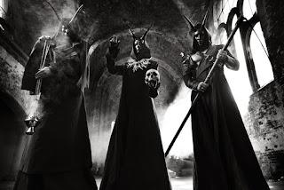 Los 'angelitos' de  Behemoth
