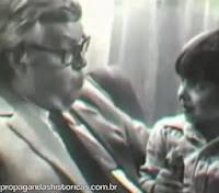 Propaganda antiga (vídeo) da Nestlé - Chokito - em 1974.
