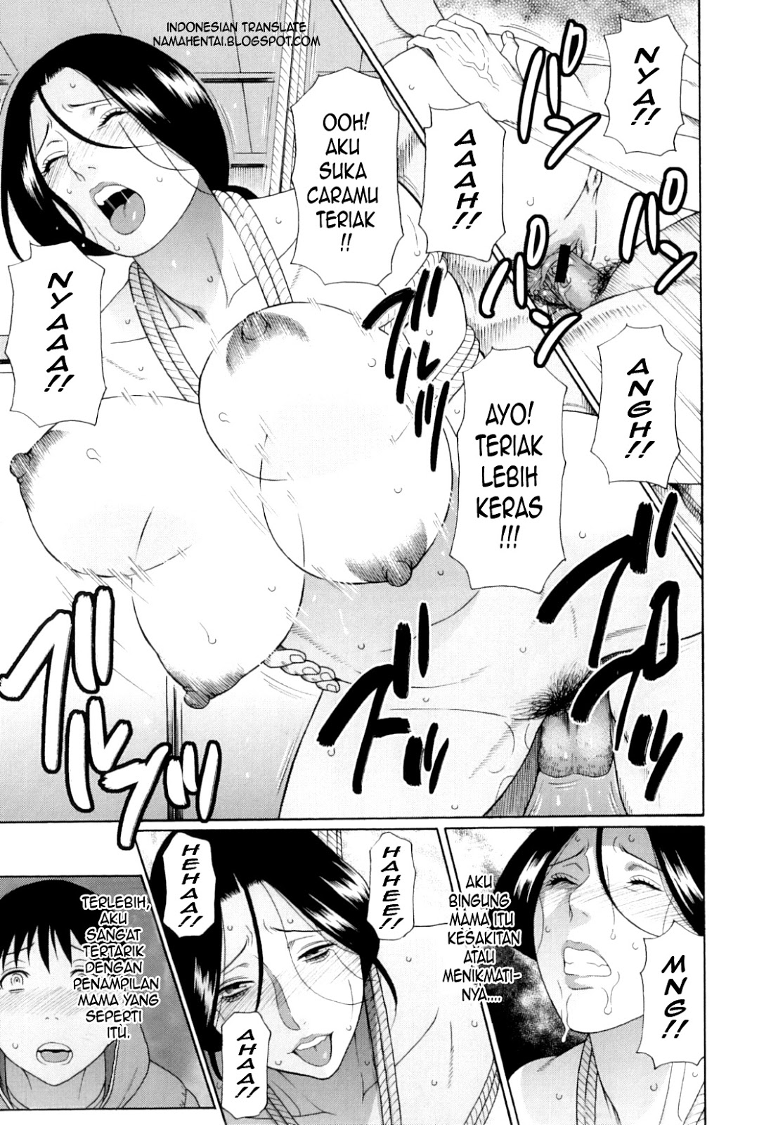 Mia, che komik hentai chapter