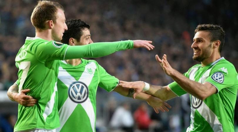 Highlights Arminia Bielefeld 0 – 4 Wolfsburg (DFB Pokal)