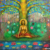 Bodhi Tree    Alice Mason.