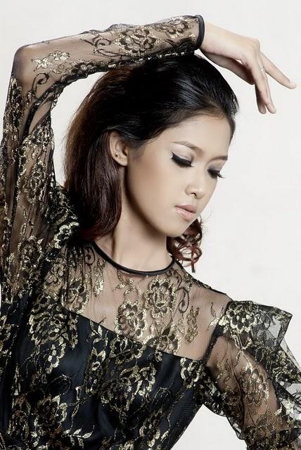 Yu Kyi,myanmar models
