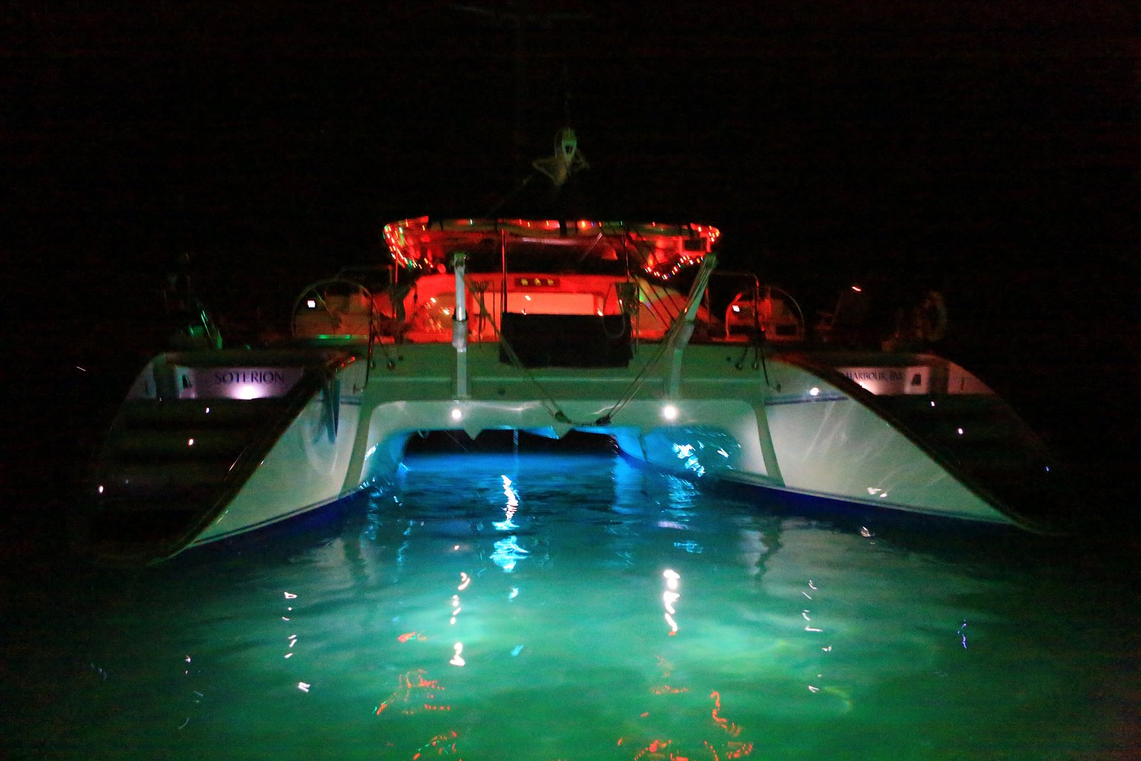 Under water boat lights for Fishing boat lights