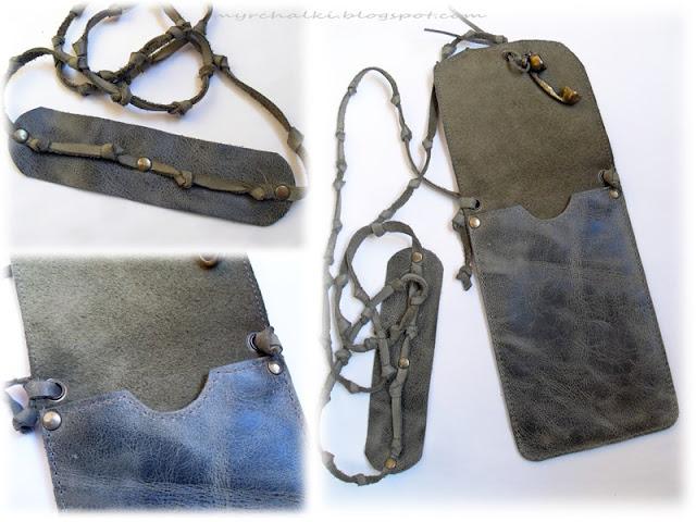 сумочка-чехол для мобильного телефона