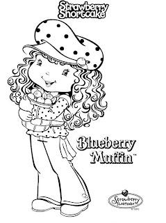 Mermelita de Mora/Anita Morita - Blueberry Muffin