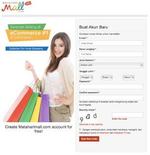 mataharimall.com matahari menerangi area e-commerce indonesia