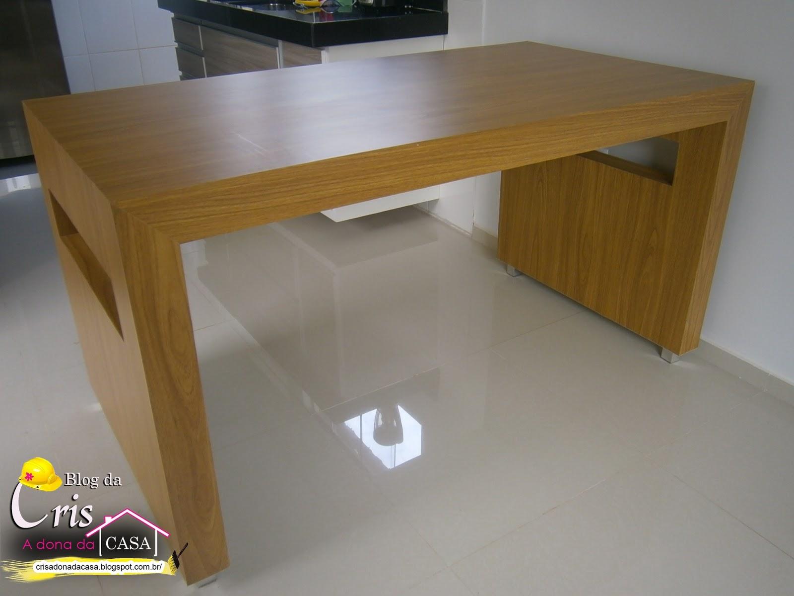 Mesa/Bancada de Jantar da Casinha #C0AC0B 1600x1200