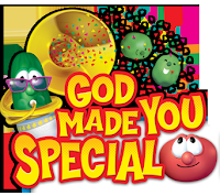 god thinks youre special