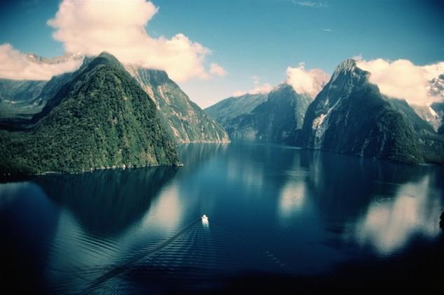 South Island, New Zaeland