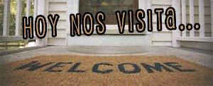 NOS VISITAN DESDE: