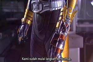 Kamen Rider Kabuto 05 Subtitle Indonesia