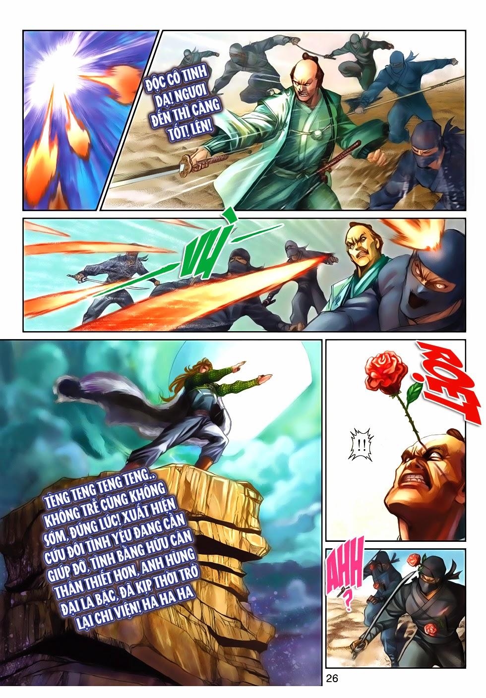 Thần Binh Tiền Truyện 4 - Huyền Thiên Tà Đế chap 9 - Trang 26