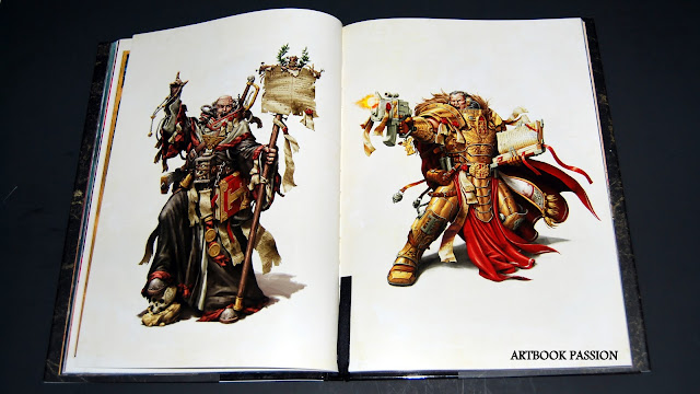 ARTBOOK REVIEW - The Emperor's Will DSC_0042