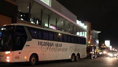 Hedman Alas bus