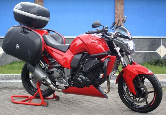 Biaya Modif Yamaha Byson