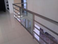 Dcourt&Decora Aluminio en Escaleras