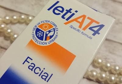 Review letiAT4 Facial Gesichtscreme SPF 20 - Der Spezialist für atopische Haut
