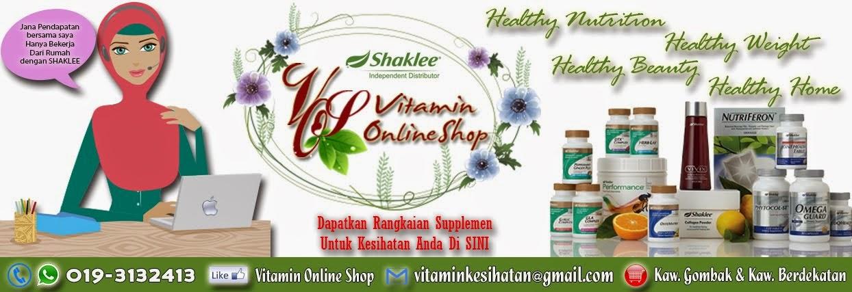 Vitamin Online Shop