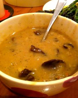 Polish Girl Cooking: Mushroom Sauce