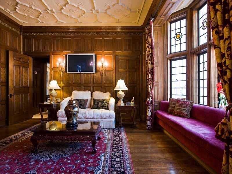 gallery for tudor house interior