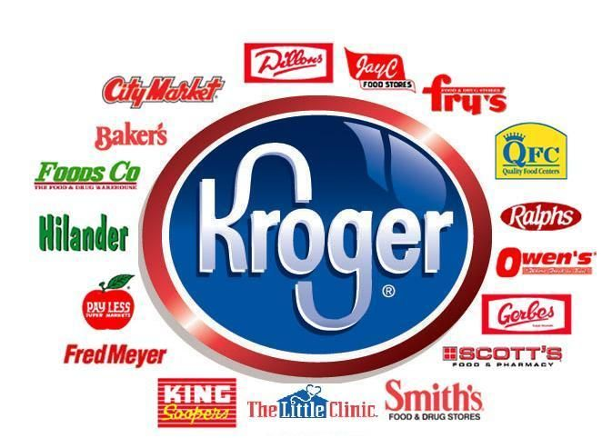 *CLOSED* Kroger Co. Family Of Stores Cart Buster $25 Gift .