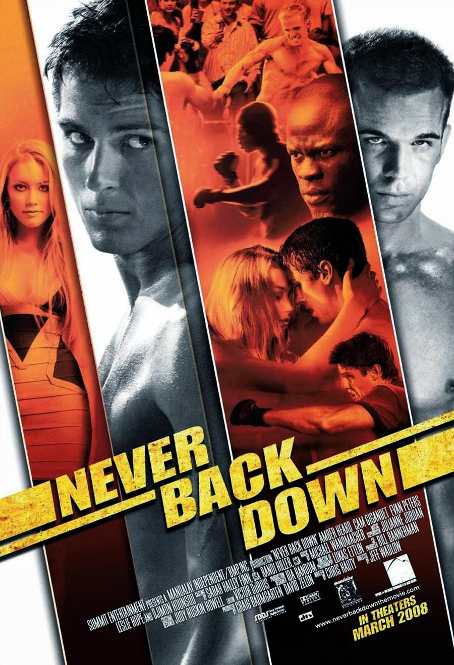 Ver Never Back Down (Rompiendo las reglas) (2008) Online