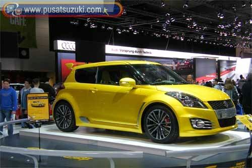 auto show india swift sport