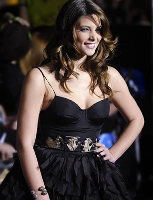 Ashley Greene Hot Dress