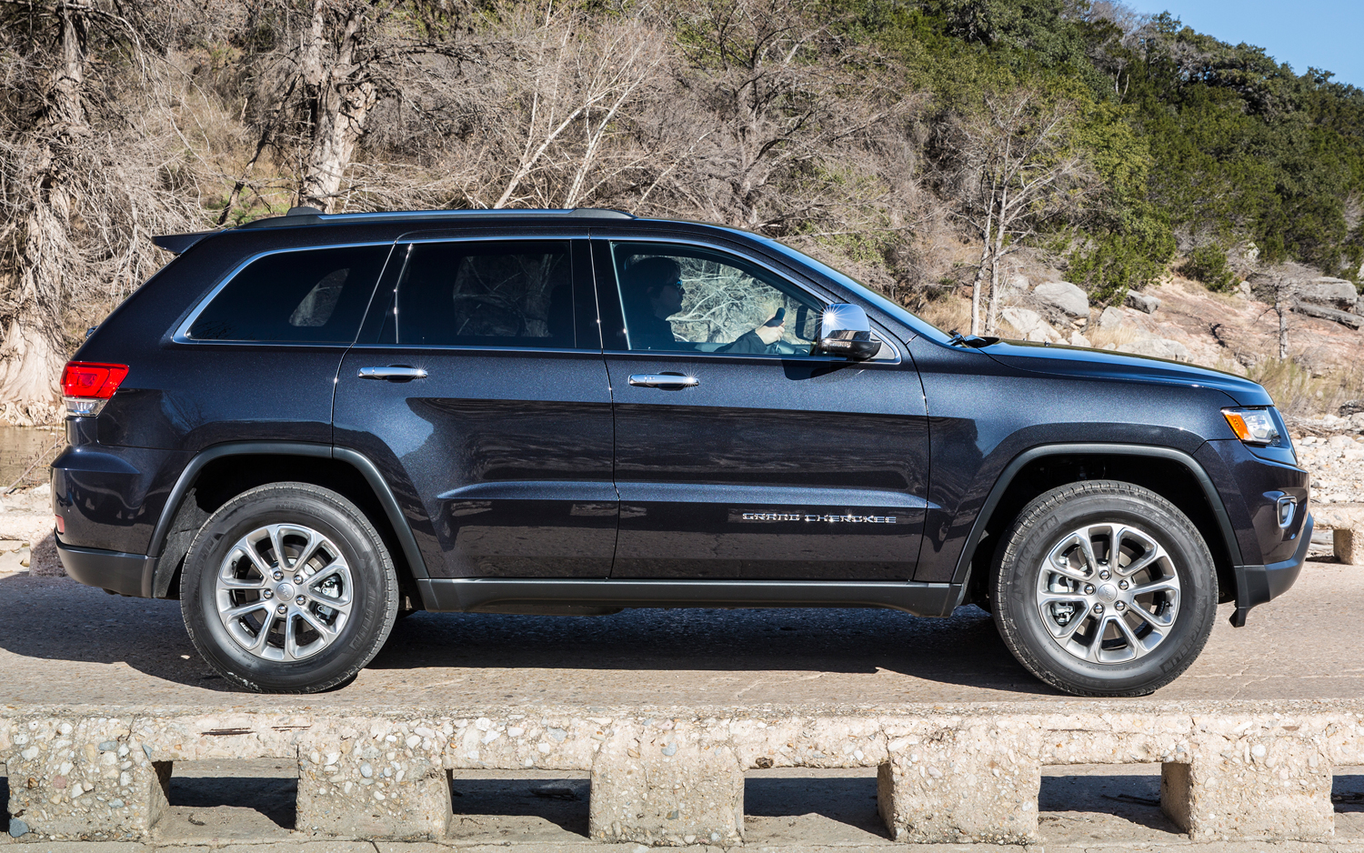 jeep grand cherokee picture - photo #27