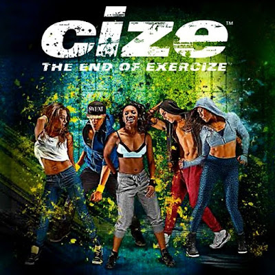 What Is Cize, Cize Dance Moves, Cize It up, Preview, Melanie Mitro, Cize Nutrition Plan